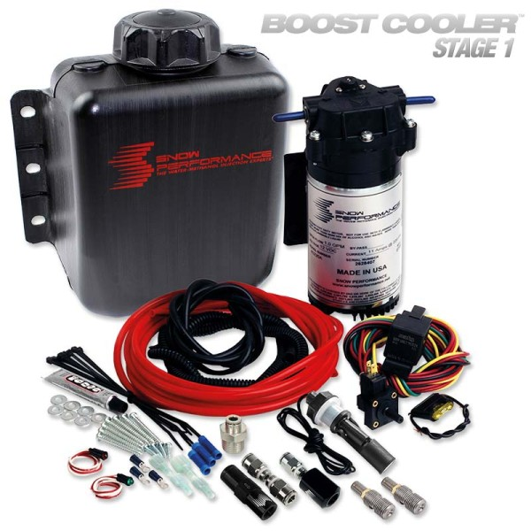 Snow Performance Boost Cooler Stage 1 - Starter Kit
