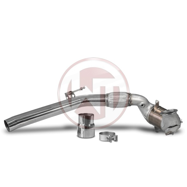 WAGNER TUNING WAGNER Downpipe für VAG 1,8-2,0TSI (Frontantrieb)