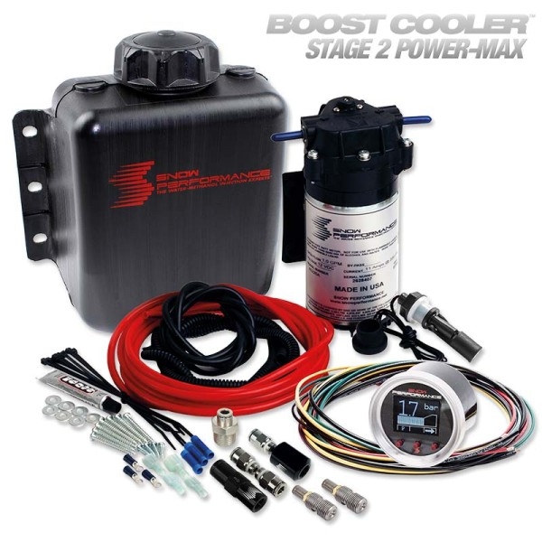 Snow Performance Boost Cooler Stage 2E Power-Max