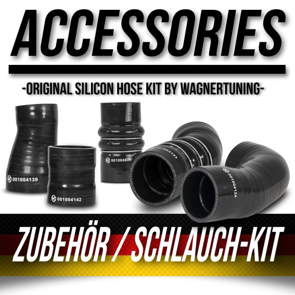 Silikonschlauch Kit VAG 1,8-2,0TSI von Wagner Tuning