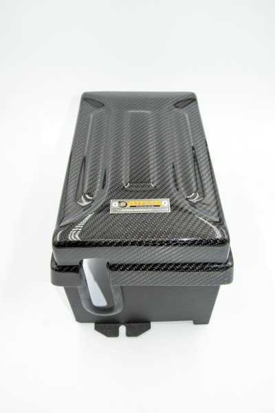 Arma Speed Carbon Matt und Glanz Batterie Cover Audi A3 8v / Golf 7 / Skoda Octavia / Seat Leon