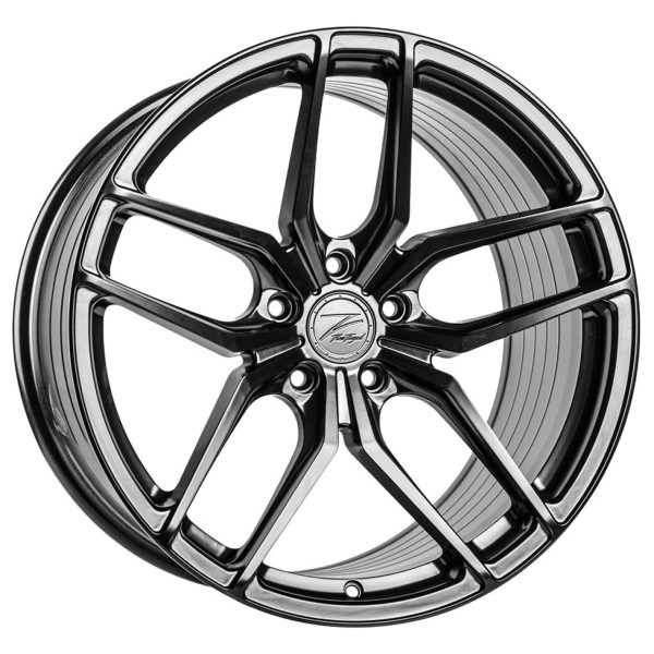 "ZP2.1 Deep Concave FlowForged | Gloss Black | Z-Performance | 9J x20"" ET25 5x112 66,6"